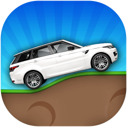 Up Hill Racing: Luxury Cars