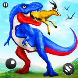 New Dinosaur Hunting : Animal Hunting Games