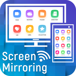 Screen Mirroring with TV - Connect Mobile to TV
