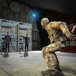 Gun Games Commando 2: Free Shooting game - 3d fire