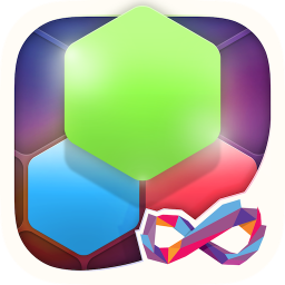 Hex FRVR - Drag the Block in the Hexagonal Puzzle