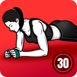 Plank Workout at Home - 30 Days Plank Challenge