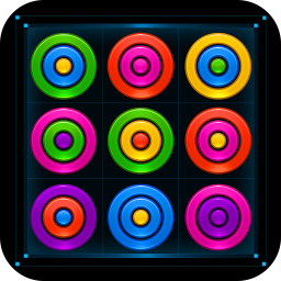 Color Rings Puzzle