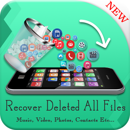 Recover Deleted All Files, Video Photo and Contact