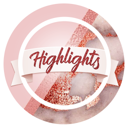 Cute Highlight Cover Story Editor