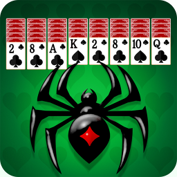 Spider Solitaire - Free Card Game