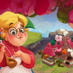 Jacky's Farm: Match-3 Adventure