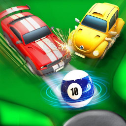 Rocketball Car Soccer Games: League Destruction 3D
