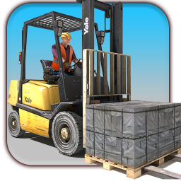 Forklift Simulator Realistic Game