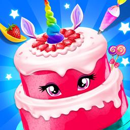 Birthday Cake - Unicorn Food Fever