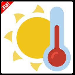 Room Temperature Thermometer - Meter