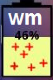 ویدجت باتری wm