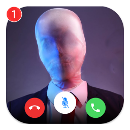 Scary Slender Man's Fake Chat And Video Call