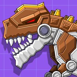 Robot Terminator T-Rex