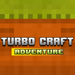 Turbo Craft Adventure Crafting Games