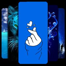 Blue Wallpaper 💙