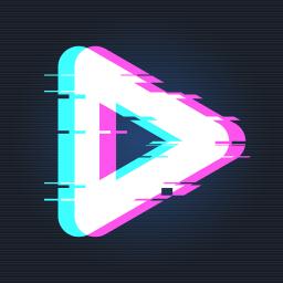 90s - Glitch VHS & Vaporwave Video Effects Editor