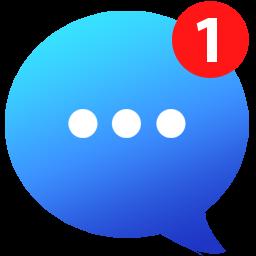 Messenger Go for Social Media, Messages, Feed