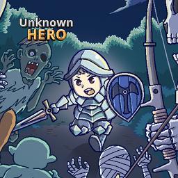 Unknown HERO - Item Farming RPG.