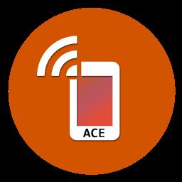 آیکون برنامه Ace Live Streaming & PC Mirroring