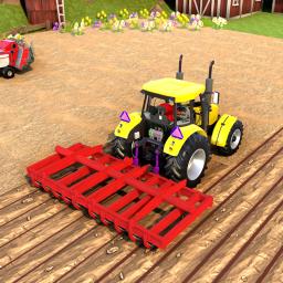 Modern Farming Tractor Simulator: Tractor Games