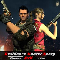 Evil Residence Hunter Scary Shooting Game