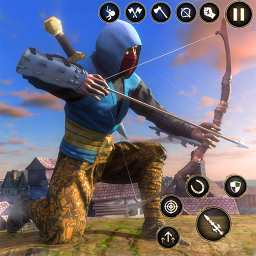 Ninja Assassin Samurai 2020: Creed Fighting Games