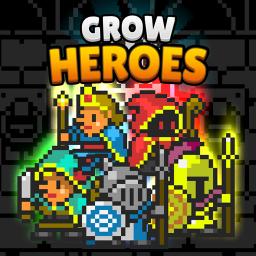 Grow Heroes - Idle RPG