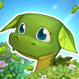 Dragon Friends : Green Witch