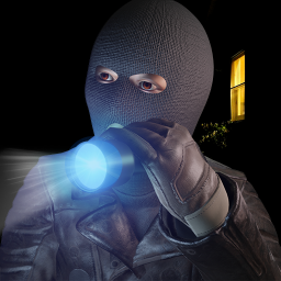 Thief Robbery Simulator Games-Heist Sneak  2020