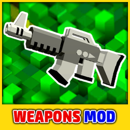 Guns and Weapons Mod