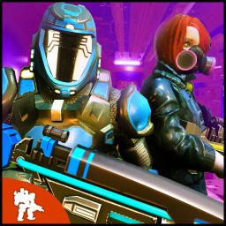Robo Fire Legacy: Free Robot War Battlefield