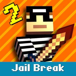 Cops N Robbers: 3D Pixel Prison Games 2