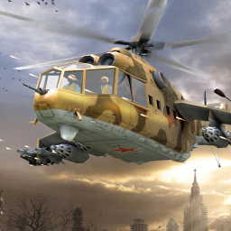 Real Army Helicopter Simulator Transport Games