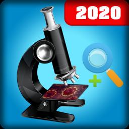 Magnifier zoom Microscope Camera