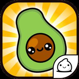 Avocado Evolution - Idle Cute Clicker Game Kawaii