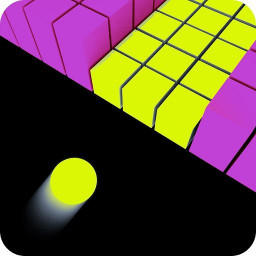 Color Crush 3D: Block and Ball Color Bump Game