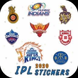 IPL 2020 Stickers for Whatsapp - IPL WAStickerApps