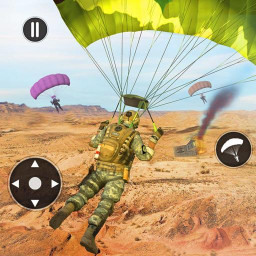 Epic Squad Firing Games 2021 - New Shooting Game