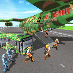 Army Mission Games - Army Plane driving simulator