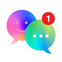 New Messenger 2021 - LED SMS, Chat, Emojis, Themes