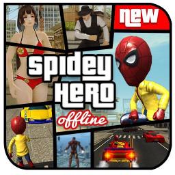 Amazing 🕷 Spideman 🕷 - Superhero Game