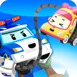 Robocar Poli Rescue - Kids Game Package