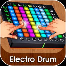 Electro Drum Pads 48 - Real Electro Music Drum Pad