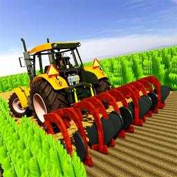 Real Farming Tractor Farm Simulator: Tractor Games