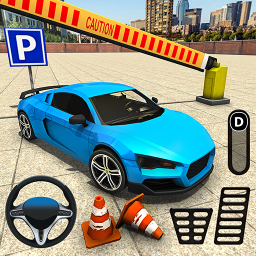 Car Parking Driver Test: Multistory Driving Mania