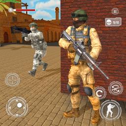 Counter Terrorist Stealth Mission Battleground War