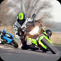 City Street Bike Racing: Xtreme Motorcycle Rider