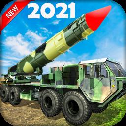 Missile Transporter Truck 21- Ultimate Missile War
