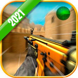Rescue Mission Commando - FPS Free action game
